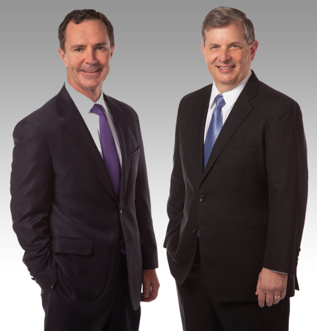 William M. Brown, Chairman and CEO, and Christopher E. Kubasik, Vice Chairman, President and COO. (Photo: Business Wire)