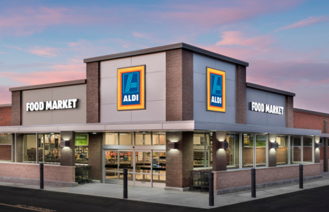 Aldi in USA has been implementing shelf liners produced with the aid of the Parx Plastics technologies.