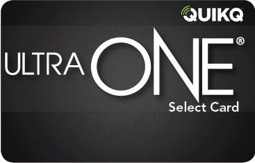 UltraONE Select Card (Photo: Business Wire)