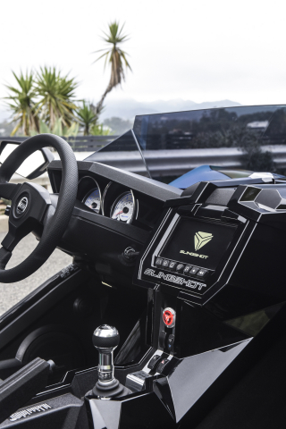 "Polaris Slingshot Celebrates ""National Stick Shift Day"" With Nationwide Stick Shift Lessons (Photo: Business Wire)."
