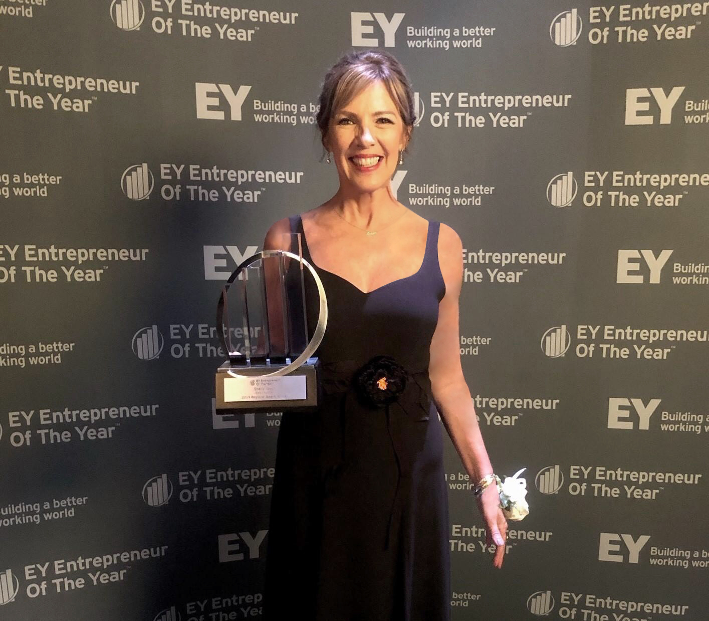 EY Announces Shelly Ibach of Sleep Number Corporation Named