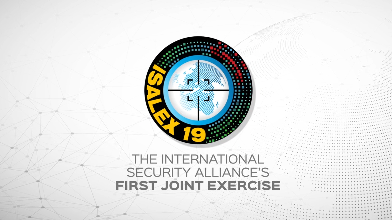 ISALEX19 Exercise Kicks-off in Abu Dhabi (Press Video : AETOSWire)