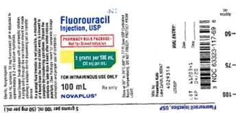 Seen here is an example of product packaging associated with the July 1, 2019 recall of Fluorouracil Injection by Fresenius Kabi USA. (Photo: Business Wire)