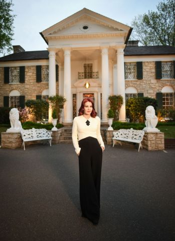 Priscilla Presley will host an Elegant Southern Weekend at Graceland. (Photo: Business Wire)