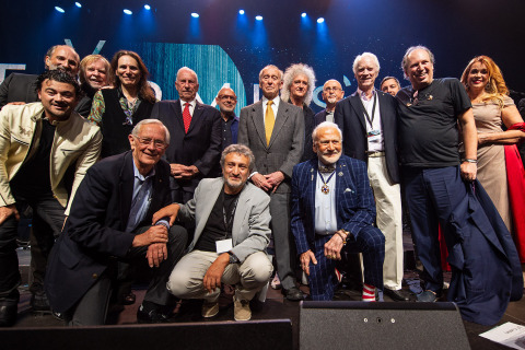 STARMUS V Opening Celebration and Stephen Hawking Medal, June 25th 2019 (Photo: Business Wire)