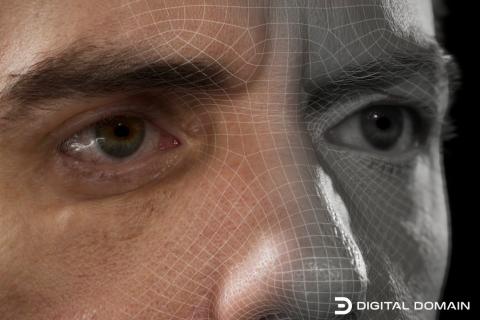 Copyright Digital Domain 3.0 and Digital Domain Virtual Human (Photo: Business Wire)