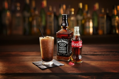 The Frozen Jack & Coke (also called a Jack & Coke Slushy) is a quick, easy way to stay cool all summer long. (Photo: Business Wire)