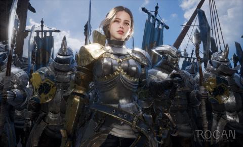 Smilegate Entertainment其自主开发的潜入动作冒险VR游戏ROGAN:The Thief in the Castle已正式发售。ROGAN是一款潜入动作冒险VR游戏,以中世纪为背景,玩家扮演主人公小偷ROGAN,解决一座名为黑石城堡中发生的事件。其最大的特点是作家直接执笔的恢弘庞大的世界观和紧张刺激的故事。ROGAN采用3D立体声音响系统,提供高层次的潜入动作体验。玩家可在VR空间中通过声音发现敌人,利用四周物体隐蔽,尽享战略游戏的刺激。ROGAN可在STEAM VR、Oculus、VIVEPORT等PC VR平台上运行。游戏的售价$39.99(以美元为准)。 (图示:美国商业资讯)