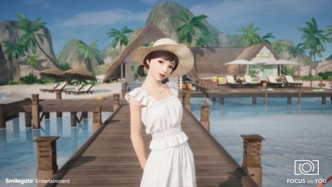 A Smilegate Entertainment lançou seu jogo de RV de aventura de encontros FOCUS on YOU. FOCUS on YOU é um jogo de RV em que o jogador, um estudante do ensino médio que gosta de fotografia, pode ir a um encontro com a personagem feminina, HAN YUA, em lugares virtuais, incluindo um café, uma escola e uma área de resort, participando de várias atividades, como uma sessão de fotos. O jogo de RV se diferencia dos outros ao permitir que os jogadores formem uma conexão mais profunda com HAN YUA e se lembrem do primeiro amor deles através de vários recursos, como reconhecimento de voz, troca de roupas e modo flashback, quando os jogadores podem reproduzir novamente certos episódios. FOCUS on YOU está disponível em plataformas de RV para PC, como STEAM VR, Oculus, VIVEPORT e também pode ser jogado no PlayStation VR. O preço do jogo é de US$ 39,99. (Gráfico: Business Wire)
