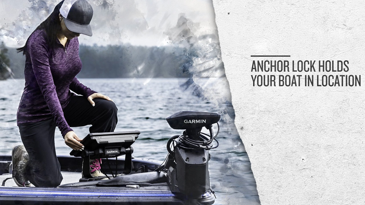 Garmin® enters the freshwater trolling motor market with Force, unveils the industry's most powerful, most efficient trolling motor