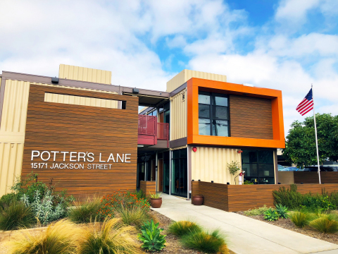 Potter's Lane (Photo: Business Wire)