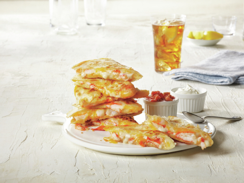 Friendly's Lobster Quesadilla (Photo: Business Wire)
