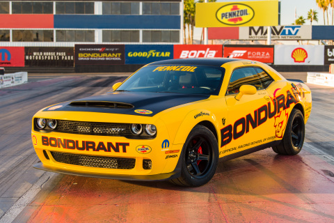 Bondurant Drag Racing (Photo: Business Wire)