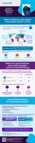 World Wealth Report 2019 Infographic (Graphic: Business Wire)
