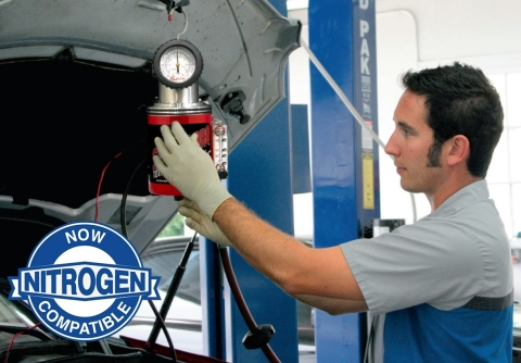 Redline Detection smoke machines are now compatible with nitrogen. (Photo: Business Wire)