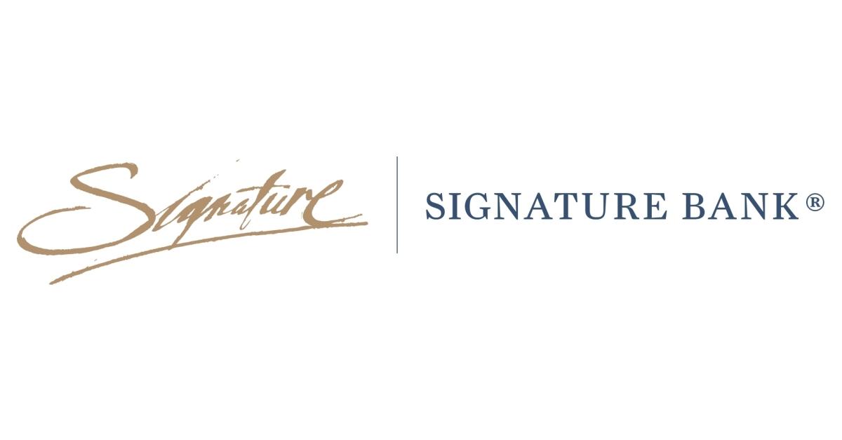 Signature Bank Establishes Mortgage Servicing Banking Initiative