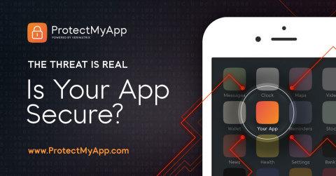 Verimatrix Introduces ProtectMyApp Service - Is Your App Secure? (Photo: Business Wire)