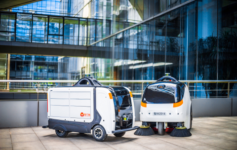 Idriverplus Construye Vehículos Autónomos Inteligentes con Tecnología Velodyne Lidar