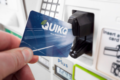 QuikQ is an independent full-service fuel payment solutions provider founded in 2008.  (Photo: Business Wire)