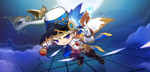 MapleStory M: Phantom Hero (Graphic: Business Wire)