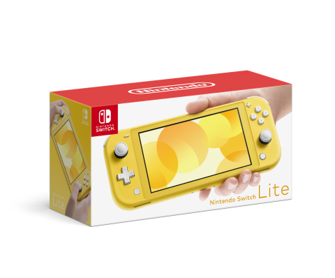 Nintendo Switch Lite has integrated controls and is smaller than the flagship version of Nintendo Switch. For a full list of the differences between Nintendo Switch and Nintendo Switch Lite, visit https://www.nintendo.com/switch/compare. (Photo: Business Wire)