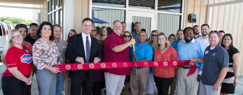 A $500,000 Affordable Housing Program (AHP) grant from Frost Bank and FHLB Dallas aided in the expansion of Adult and Teen Challenge of Texas' Azle campus and services. (Photo: Business Wire)