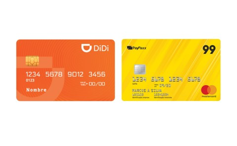 DiDi Card in Mexico and 99 Card in Brazil. (Photo: Business Wire)