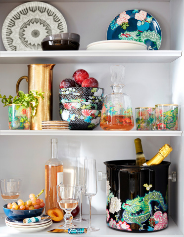 Schumacher by Williams Sonoma Entertaining Collection (Photo: Business Wire)
