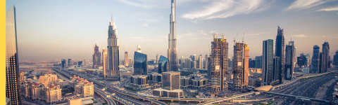 Rimini Street announced it is significantly strengthening its investment in and commitment to the Middle East by establishing Rimini Street FZ–LLC, opening a new office in Dubai and hiring local staff. (Photo: Business Wire)
