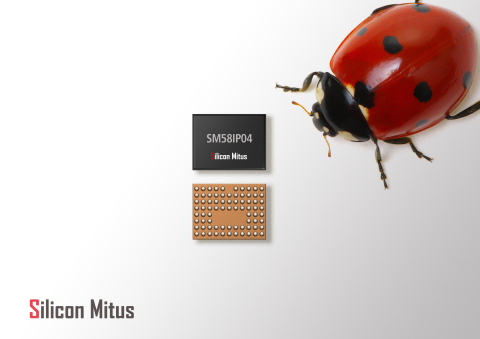 Silicon Mitus, Inc., an advanced specialist in Power Management Integrated Circuit (PMIC) and Audio Semiconductor Solution, announced the launch of SM58IP04, a single-chip buck-boost USB Type-C Narrow VDC (NVDC) charger targeting 2S/3S and 4S battery applications that take full advantage of the new USB Type-C features embedded in the latest PD3.0 specifications such as PPS and Fast Role Swap. (Graphic: Business Wire)