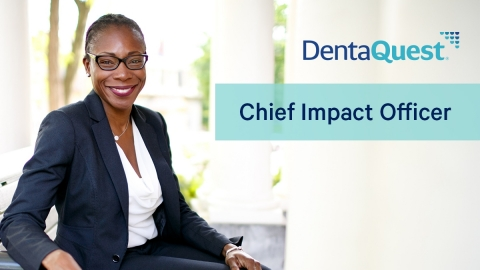 Myechia Minter-Jordan, MD, MBA, Executive Vice President and Chief Impact Officer, DentaQuest Partnership for Oral Health Advancement (Photo: Business Wire)