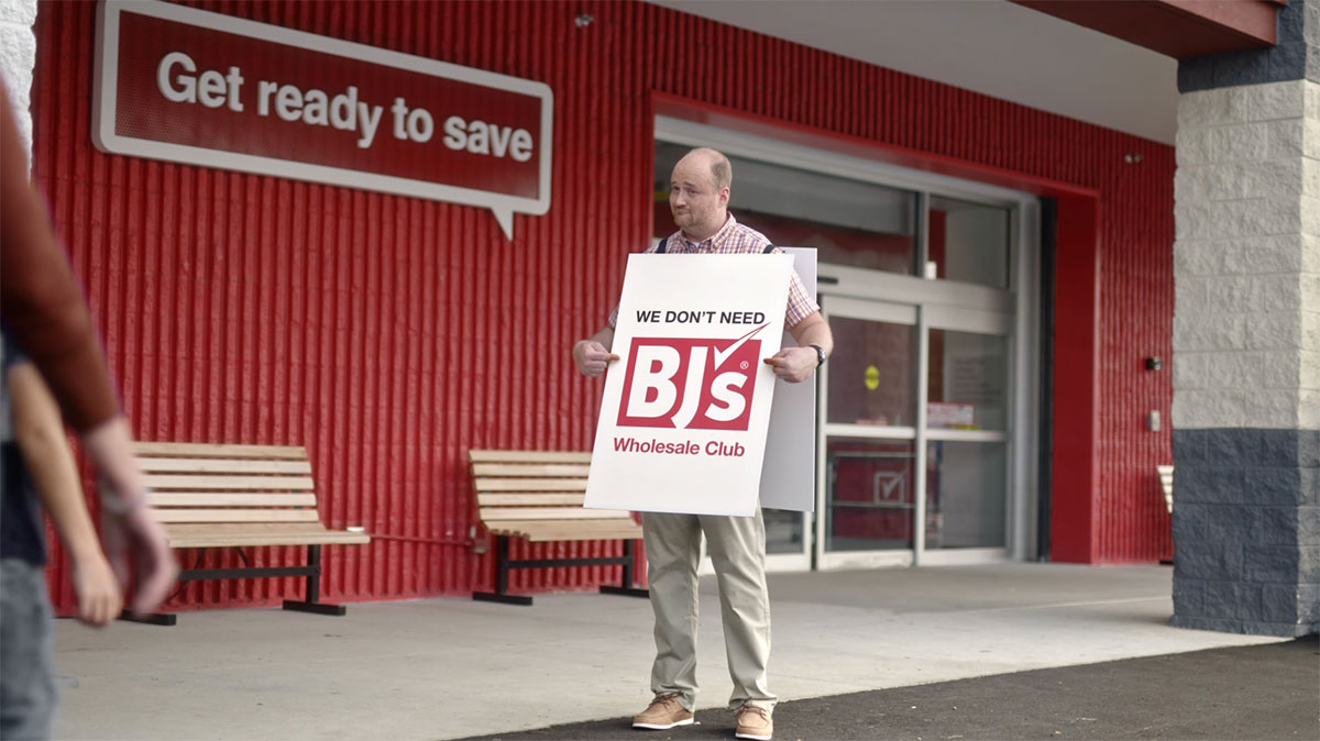 BJ's Wholesale Club announced a new cross-channel campaign on July 15, 2019 that highlights the company's fresh take on the wholesale club experience as it enters Eastern Michigan.