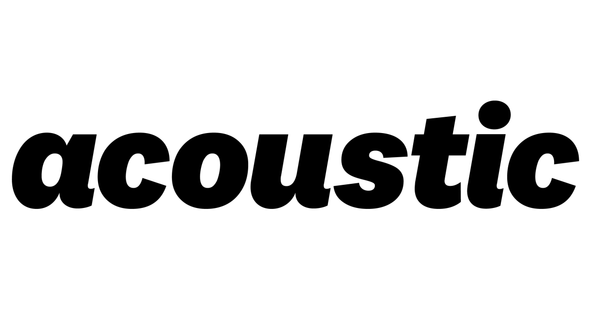 Introducing Acoustic: A New Marketing Cloud Bringing