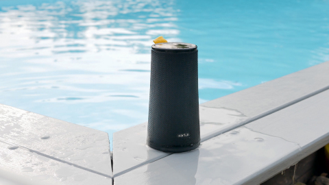 EarFun UBOOM Bluetooth Speaker Stands as a Spectacular Entry into the Wireless Audio Game (Photo: Business Wire)