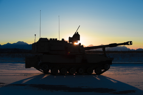 The Extended Range Cannon Artillery (ERCA) will be integrated into an M109A7 Self-Propelled Howitzer to help the U.S. Army increase artillery range and rate of fire. (Photo: BAE Systems)