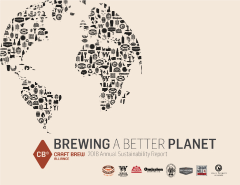 Craft Brew Alliance releases sixth annual sustainability report (Graphic: Business Wire)