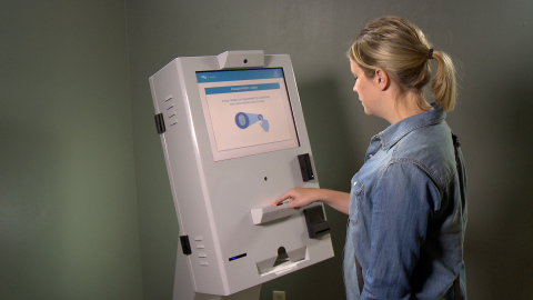 Eight AB Kiosks now provide autonomous alcohol monitoring throughout the state of Wisconsin (Photo: Business Wire).