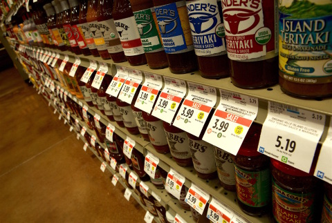 Raley's expands Shelf Guide to 23 attributes across food & beverage, household, health & beauty and pet categories. (Photo: Business Wire)