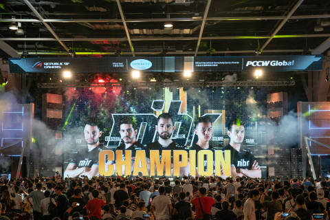 The e-Sports & Music Festival Hong Kong will take place from 26 to 28 July 2019 at the Hong Kong Convention and Exhibition Centre (HKCEC). The festival features diverse entertainment options, including e-sports tournaments, an Experience Zone and Themed Nights. (Photo: Business Wire)
