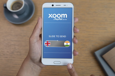 Xoom Launches in 32 Markets Across Europe (Photo: Business Wire)