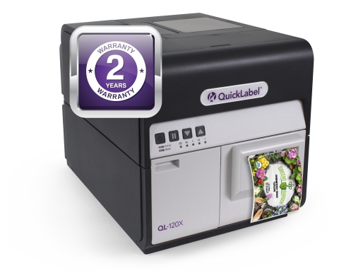 Built on AstroNova's pioneering Kiaro! platform, the QL-120X is a flexible, high-quality, efficient solution for on-demand digital color label printing. (Photo: Business Wire)
