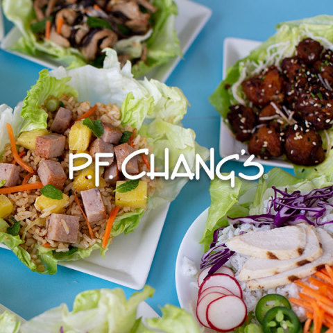 P.F. Chang's Freestyle Lettuce Wrap Contest allows patrons to submit creative flavor combinations. (Photo: Business Wire)