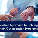 A Collaborative Approach to Solving Supply Chain Optimization Problems.