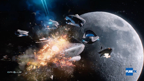 """The Orville """"Identity Part II,"""" nominated for Best Visual Effects Emmy®"""