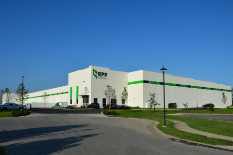 The 123,000 sq. ft. facility will house all of RPP Container operations.