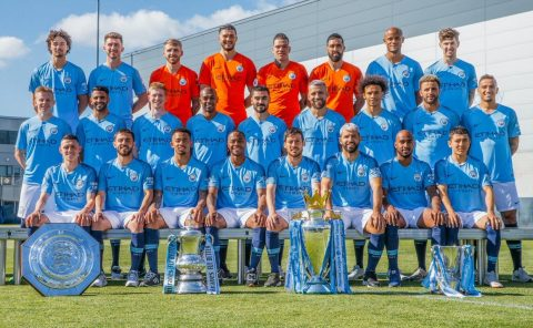 Manchester City Trophy Tour (Photo: Business Wire)