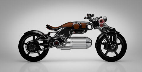 2020 Curtiss Hades Motorcycle (Photo: Business Wire)