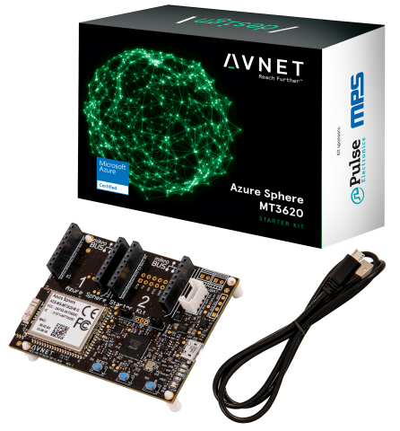 Avnet announced that it is giving away 20,000 free Azure Sphere starter kits to help developers create highly secure, end-to-end IoT solutions. To learn more and request a kit, visit: https://secureeverything.avnet.com/. (Photo: Business Wire)