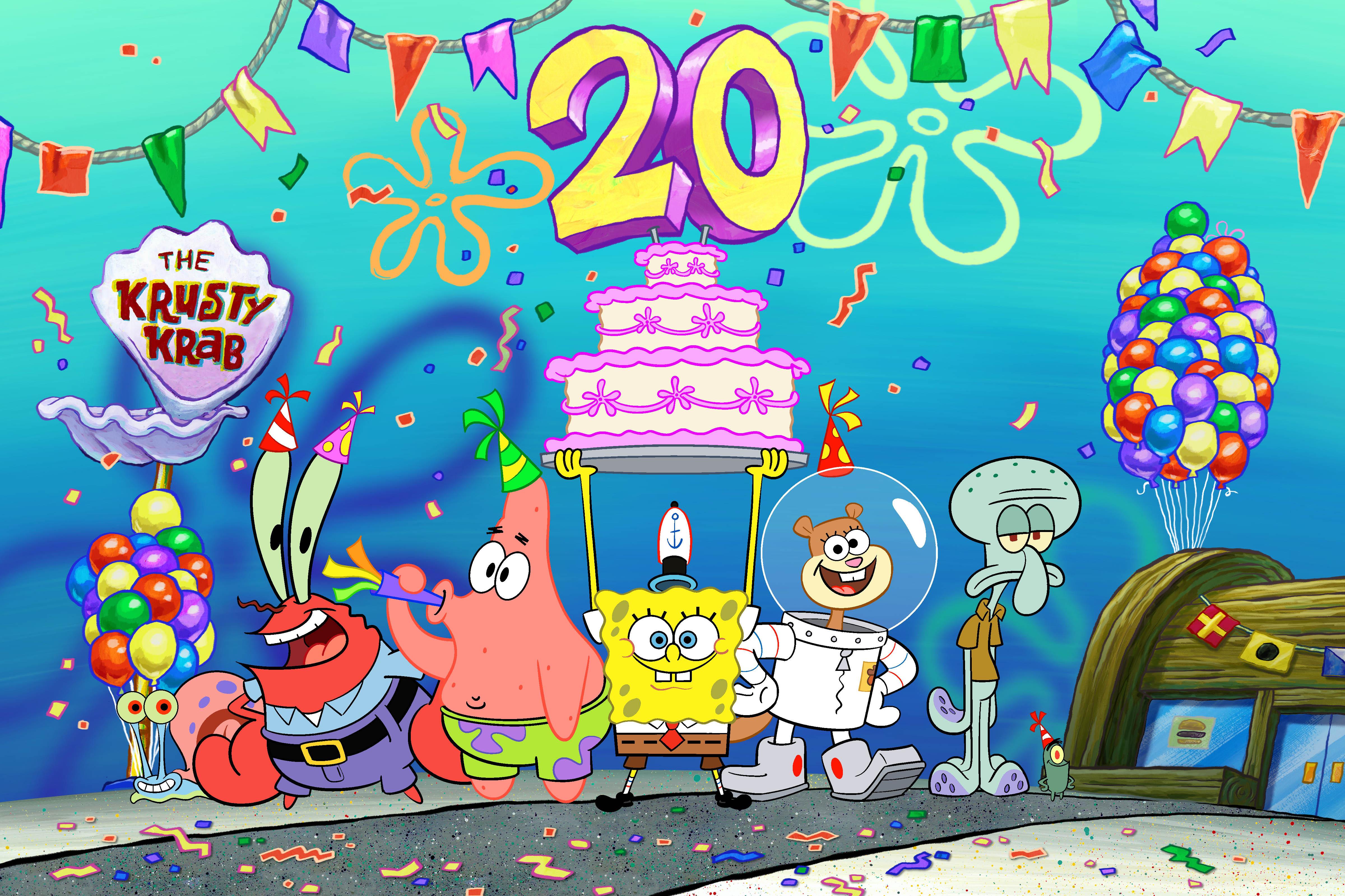 CORRECTING and REPLACING Nickelodeon\'s SpongeBob SquarePants ...