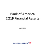Q2 2019 Bank of America Investor Relations Presentation (Graphic: Business Wire)